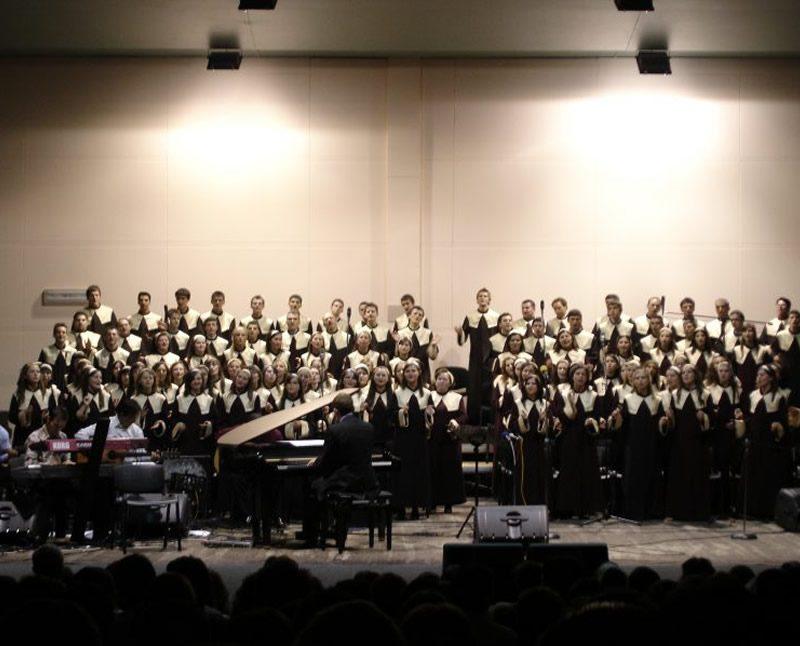 Concert Corul Zorilor – 10 iunie 2006
