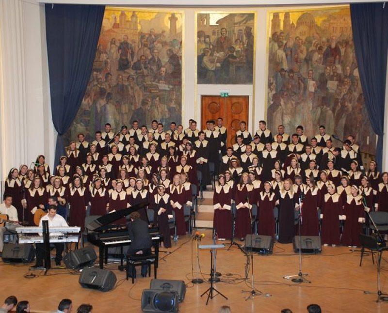 Concert Corul Zorilor – 4 iulie 2007