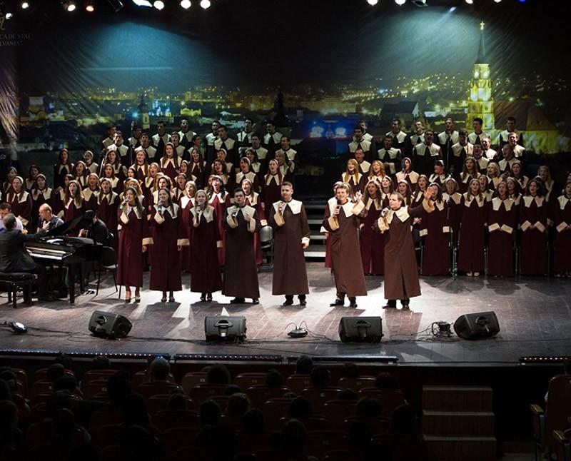 Corul Zorilor – Concert Hallelujah – 2012