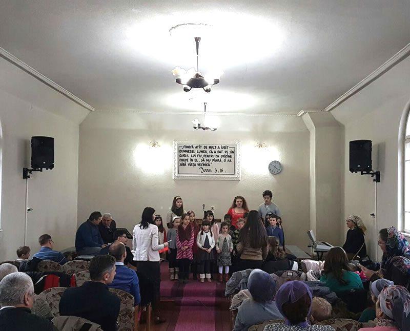 Copiii în misiune la Borșa – 18 decembrie 2016